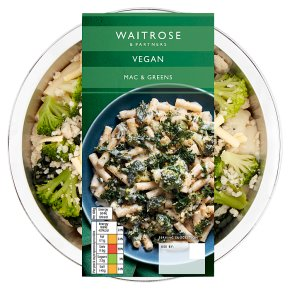 Waitrose Vegan Mac & Greens