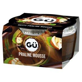 Gü Nutty Praline Mousse