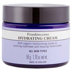 Neal's Yard organic frankincense hydrating cream
