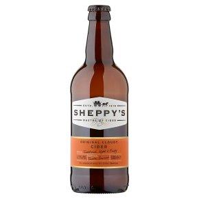 Sheppy's Original Cloudy Cider Somerset