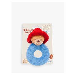 Paddington For Baby Ring Rattle