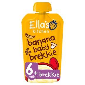 Ella's Kitchen Organic banana baby brekkie - stage 1 baby food