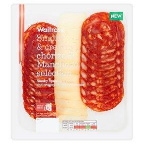 Waitrose Chorizo & Manchego Selection
