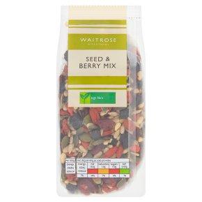 Waitrose Seed, Berry & Goji Mix
