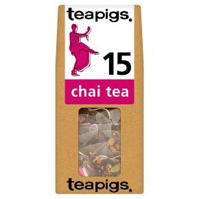 Teapigs chai tea 15 bags