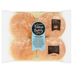 Village Bakery white barms