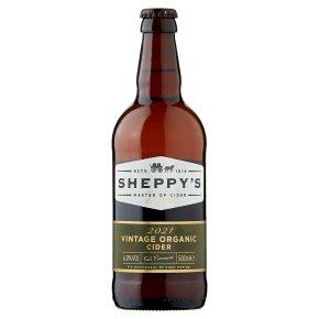 Sheppy's Organic Sparkling Cider Somerset
