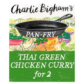 Charlie Bigham's Pan Fry Thai Green Chicken Curry
