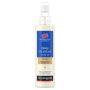 Neutrogena Deep Moisture Body Oil