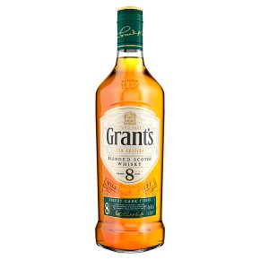 Grant's 8 Year Old Sherry Cask Edition Whisky