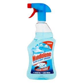 Windolene Window and Glass Cleaner Spray