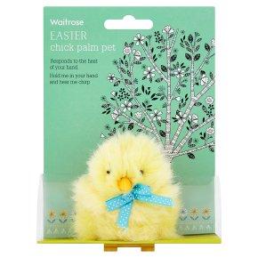 Waitrose easter mini chick palm pet waitrose waitrose easter mini chick palm pet negle Gallery
