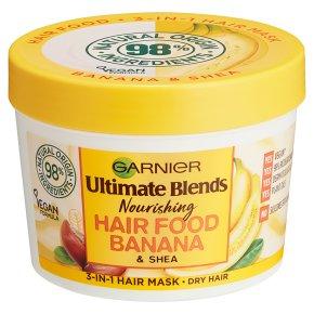 Garnier UB Banana & Shea Hair Food