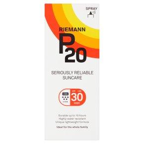 Riemann P20 SPF 30 Once a Day Spray