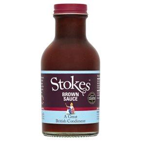 Stokes Real Brown Sauce