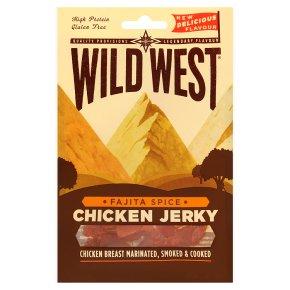 Wild West Chicken Jerky Fajita Spice