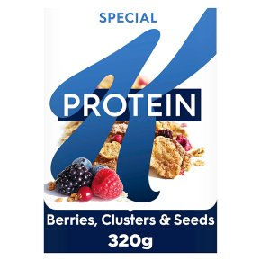 Kellogg's Special K Protein Berries Clusters & Seeds Cereal