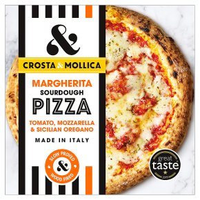 Crosta & Mollica Pizzeria Margherita