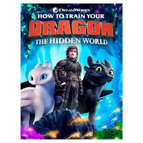 UCA How to Train your Dragon 3
