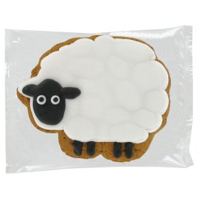 Original Biscuit Bakers Iced Gingerbread Steve the Sheep