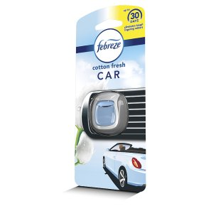 Febreze Car Cotton Fresh