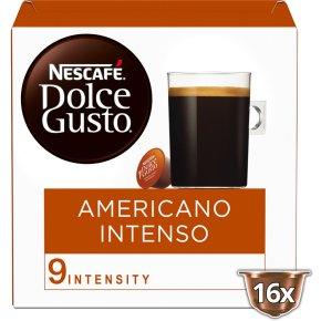 Nescafé Dolce Gusto grande intenso pods 16 drinks
