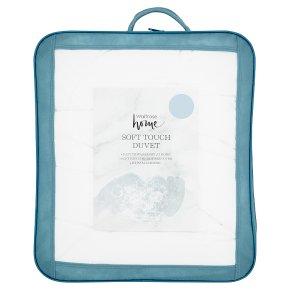 John Lewis Soft Touch Washable Single 4.5tog