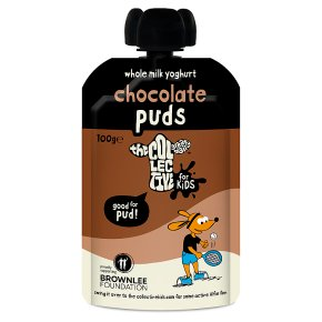 The Collective Kids Chocolate Puds
