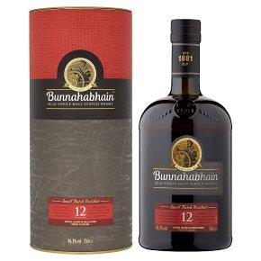 Bunnahabhain 12 Year Old Single Malt Whisky Islay