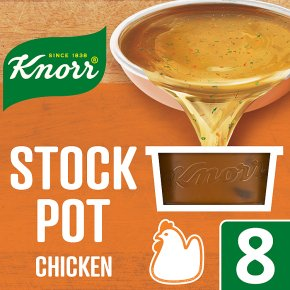Knorr chicken 8 pack stock pot