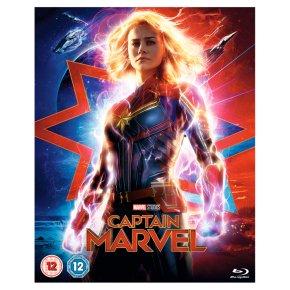 UCA Captain Marvel BD