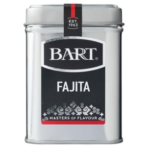 Bart Blends fajita