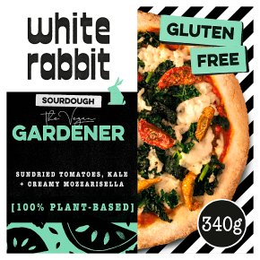 The White Rabbit Pizza Co. Viva la Vegan