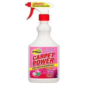 OzKleen Carpet Power