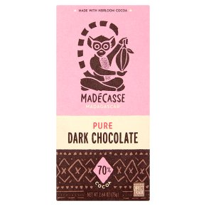 Madécasse 70% Pure Dark Chocolate