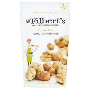 Mr Filbert's Italian Herb Peanuts & Hazelnuts