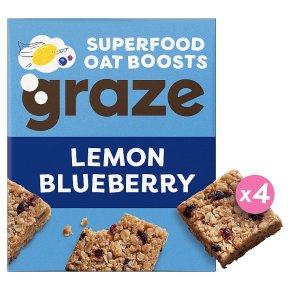 Graze Lemon & Blueberry Superfood Oat Bites