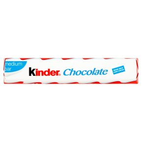 Kinder chocolate snack bar