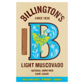 Billington's light muscovado sugar