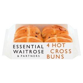 Essential Hot Cross Buns