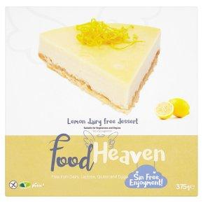 Food Heaven lemon dairy free