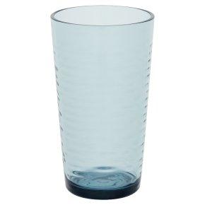 Waitrose Clay Pot Blue Acrylic High Ball