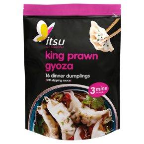 itsu King Prawn Gyoza