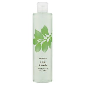 Waitrose Body Wash Lime & Basil