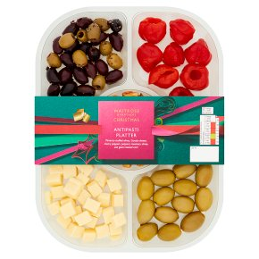 Waitrose Christmas Antipasti Selection