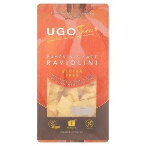UGO Thrive Pumpkin & Sage Raviolini
