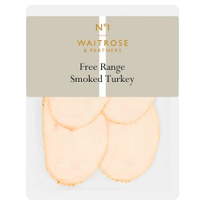 Waitrose 1 Applewood Smoked Turkey