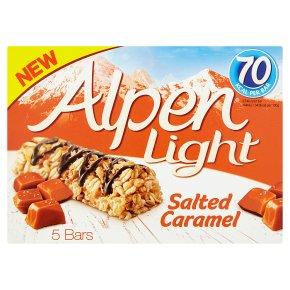 Alpen Light Salted Caramel Bars