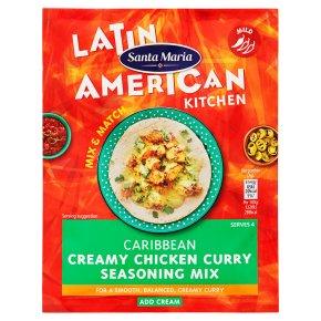 Santa Maria Creamy Chicken Curry Mix