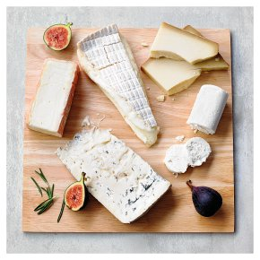 Continental Cheese Selection